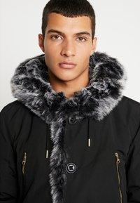 Glorious Gangsta - PARKLEA - Winter coat - black - 4