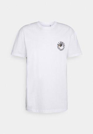 ALWAYS - T-shirt med print - white