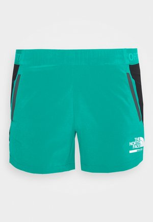 WOMENS GLACIER - Outdoor shorts - jaiden green