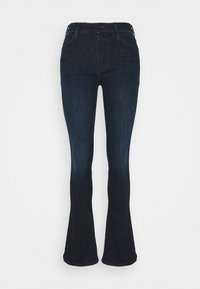 Mother - THE RUNAWAY - Bootcut jeans - dark blue - 4