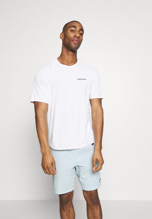 CAP COOL DAILY GRAPHIC - Print T-shirt - white