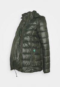 Modern Eternity - LOLA 5 IN 1 LIGHTWEIGHT JACKET - Winter jacket - khaki - 0