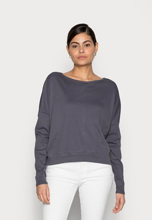 Long sleeved top - odyssey gray
