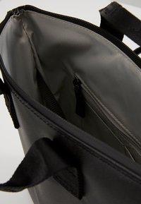 Jost - TOLJA CHANGE BAG MINI - Rucksack - black - 4