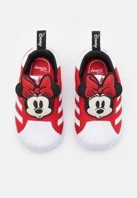 adidas Originals - SUPERSTAR 360 UNISEX - Sneakers laag - vivid red/footwear white/core black - 3