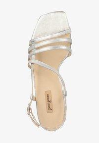 Paul Green - Sandals - silber metallic 26 - 1