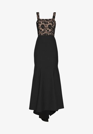 SOLANGE DRESS - Occasion wear - black