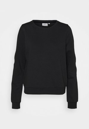 ONLWENDY ONECK - Sweatshirt - black