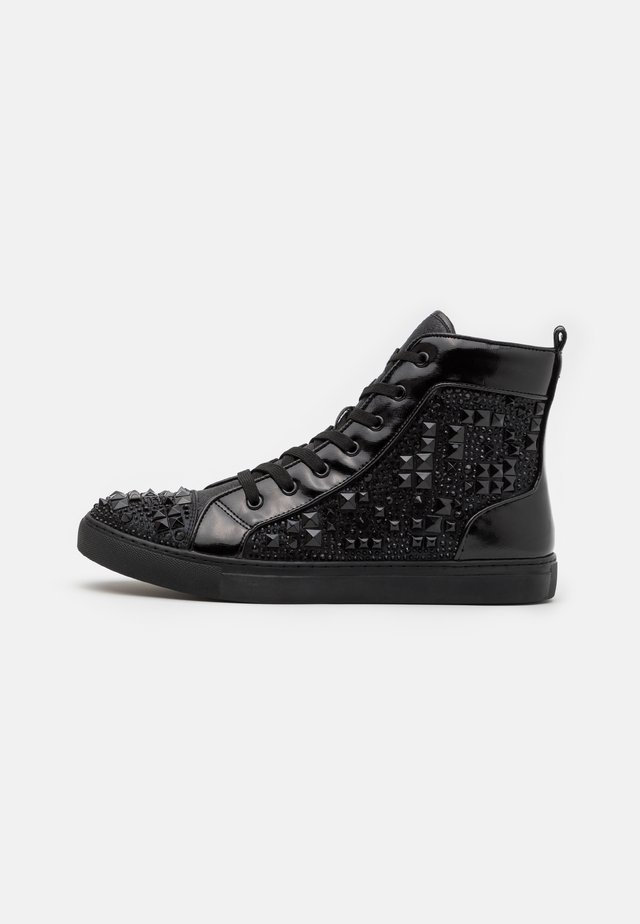 HEADLINES - High-top trainers - black