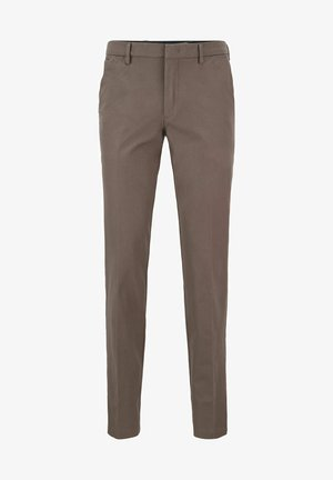 KAITO-TRAVEL - Suit trousers - open grey