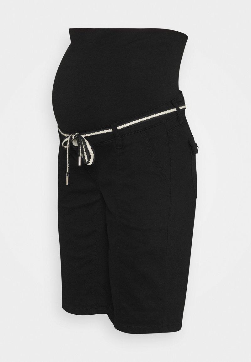Esprit Maternity - Kraťasy - black ink