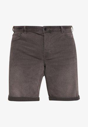 ONSPLY - Szorty jeansowe - grey denim