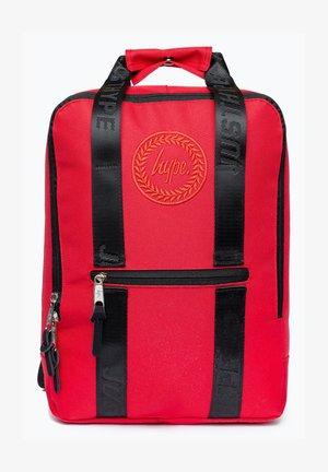 PLAIN BOXY - Rucksack - red