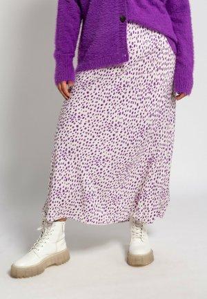 A-line skirt - lilac