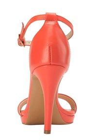 faina - Sandalen met hoge hak - orange - 3