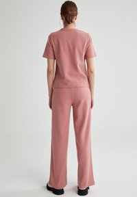 DeFacto - Trousers - pink - 2