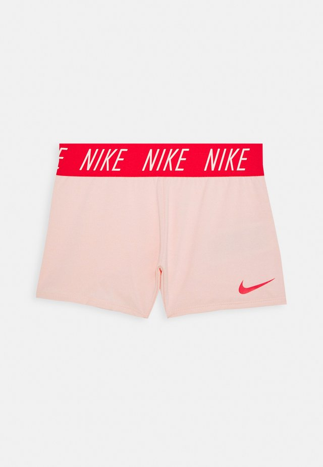 DRY SHORT TROPHY  - Sports shorts - washed coral/track red