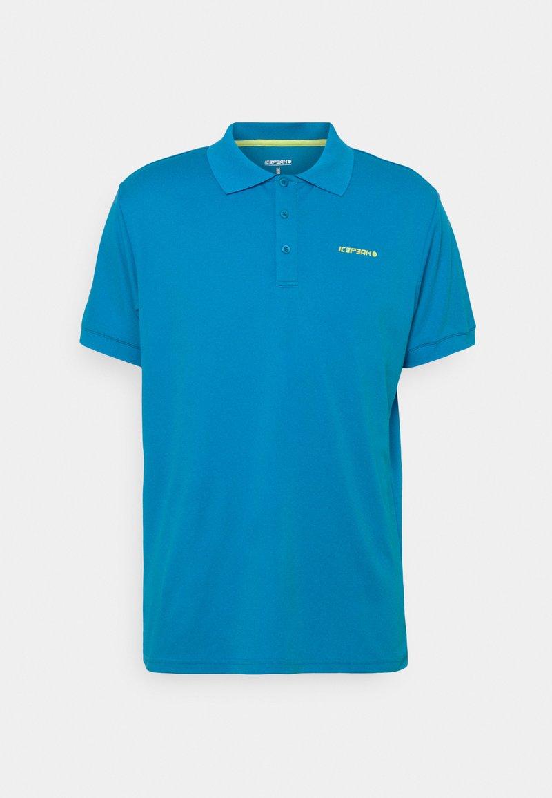 Icepeak - BELLMONT - Polo shirt - blue