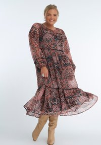 MS Mode - Day dress - multi-color - 1