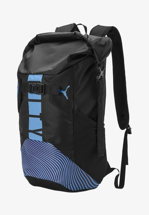 Trekkingrucksack - black-team light blue