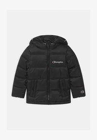 Champion - ROCHESTER HOODED UNISEX - Zimní bunda - black - 0