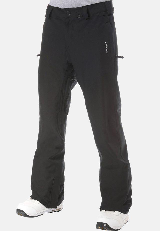 FREAKIN SNOW CHINO - Pantaloni da neve - black