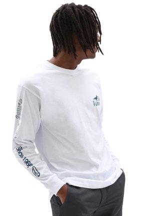 PICK UP THE PIECES  - Sweatshirt - white