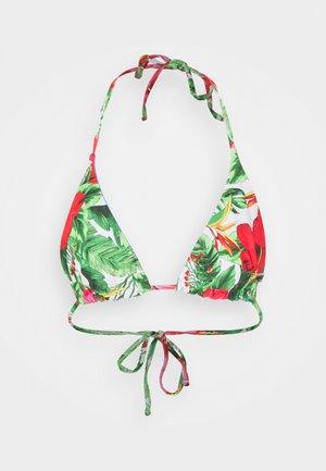 TRIANGLE REVERSIBLE - Bikiniöverdel - multicoloured