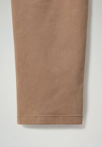 Napapijri - MERIDIAN - Trousers - beige portabel - 4
