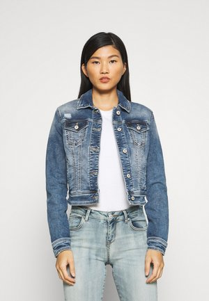 DESTIN - Denim jacket - parwin wash