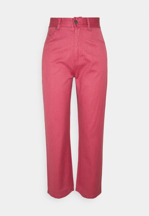 SHELBY - Jeans Straight Leg - watermelon