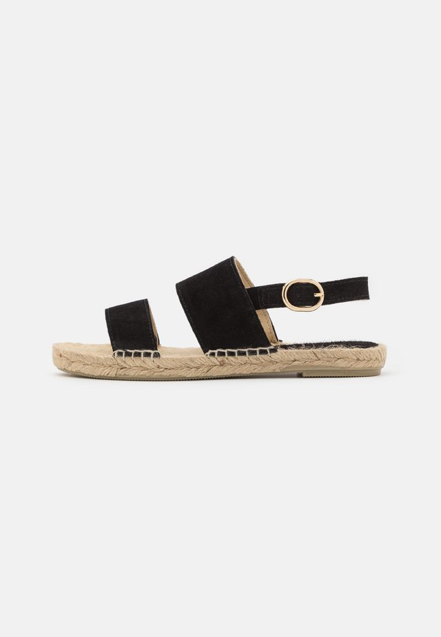 STRIPE  - Sandalen - black