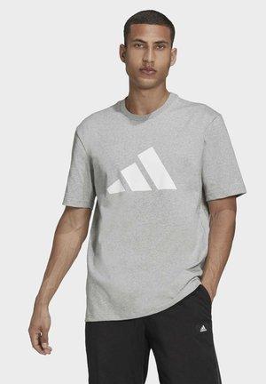 M FI  - Print T-shirt - grey