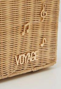 PARFOIS - Handbag - beige - 6