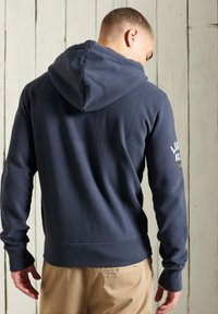 Superdry - Zip-up hoodie - lauren navy - 2