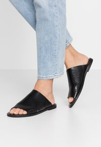 Felmini - CAROL - Mules - black - 0