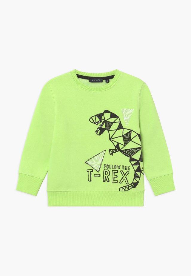 KIDS DINOSAUR - Sweatshirt - grün