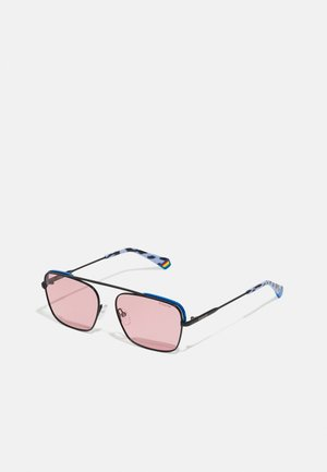UNISEX - Sunglasses - black/pink