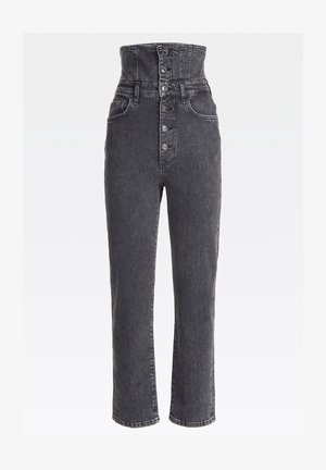 Jeans baggy - schwarz