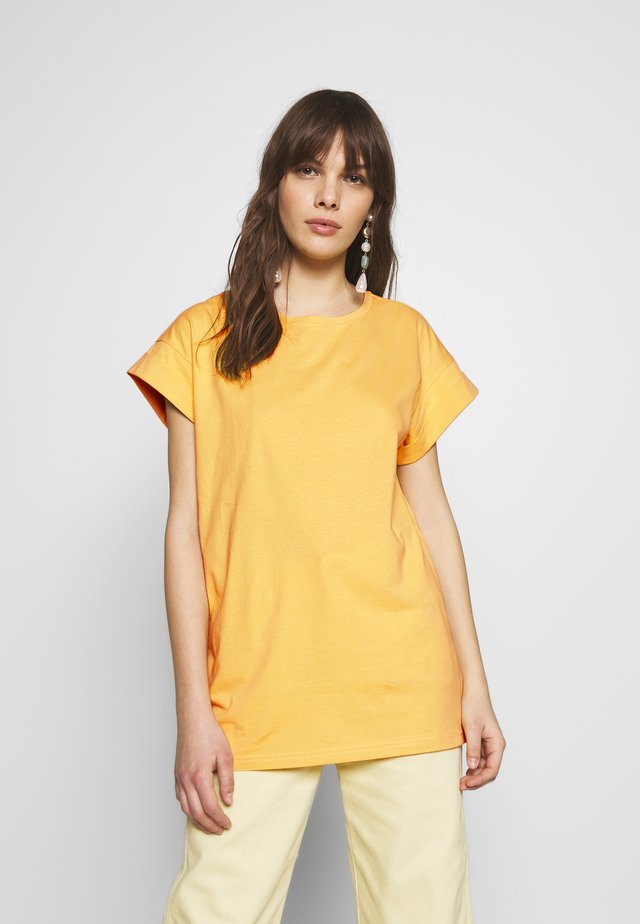 ALVA PLAIN TEE - Basic T-shirt - jojoba