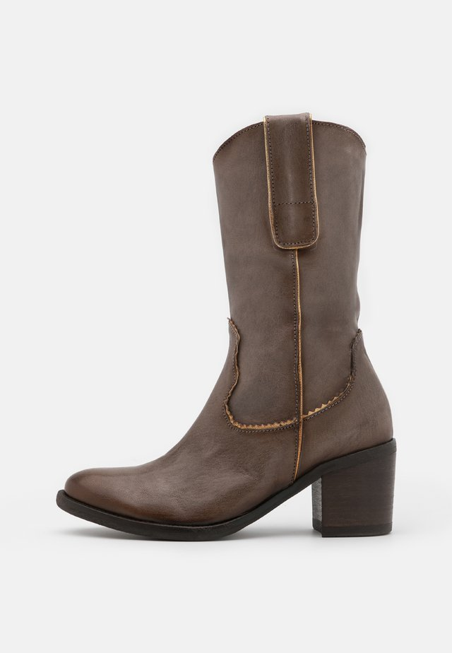 LISETE - Boots - old iron taupe
