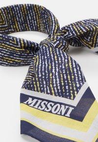 Missoni - UNISEX - Foulard - blue - 2