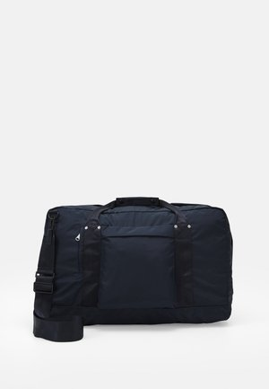 WEEKEND BAG UNISEX - Weekend bag - navy
