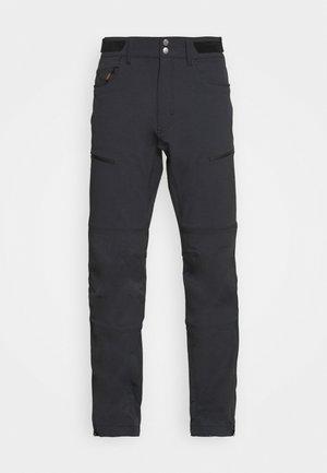 SVALBARD FLEX1 PANTS - Outdoor trousers - caviar