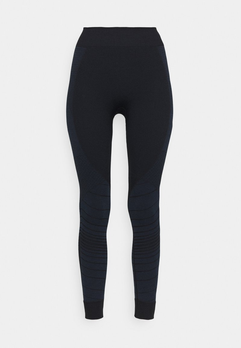 Sweaty Betty - SKI BASE LAYER BOTTOM - Base layer - navy blue illusion
