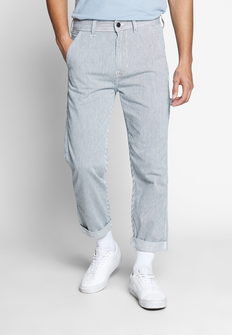 Lee - CARPENTER - Relaxed fit jeans - summer wash