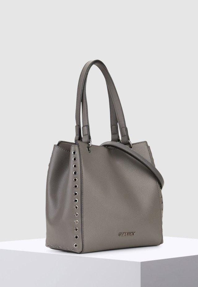 KRISSY - Handbag - grey