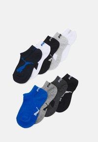 Puma - KIDS SNEAKER 9 PACK UNISEX - Socks - blue/white - 0