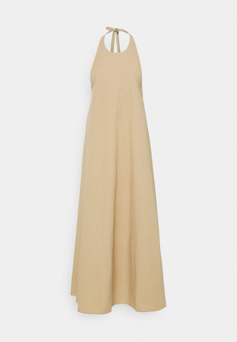 EDITED - LEYLA DRESS - Maxi dress - beige