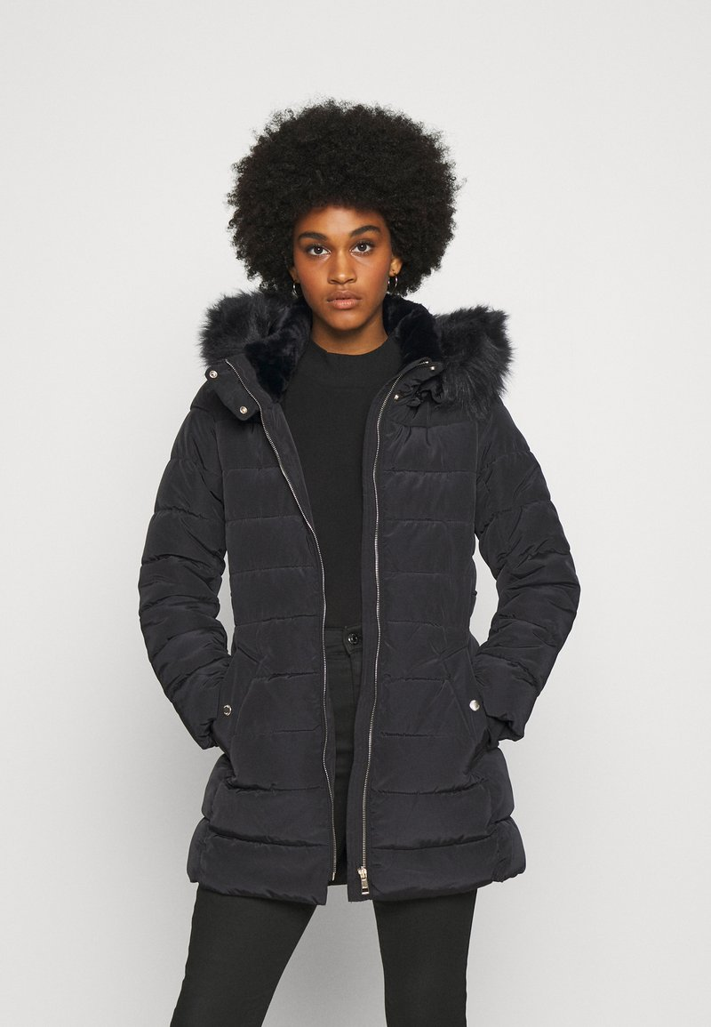 ONLY - ONLCAMILLA QUILTED  - Winter coat - black